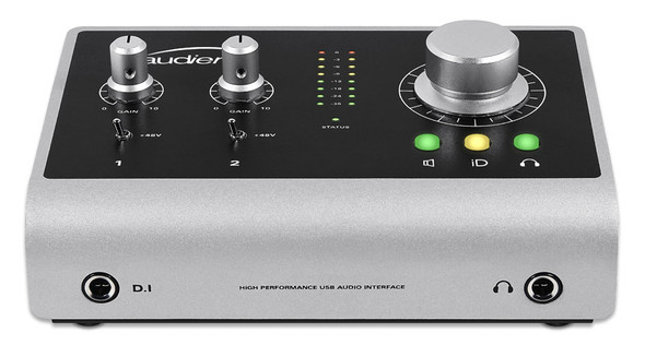 Audient iD14 Audio Interface and ASP800 Preamp Bundle