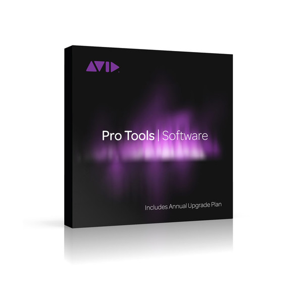 AVID Pro Tools with Annual Upgrade