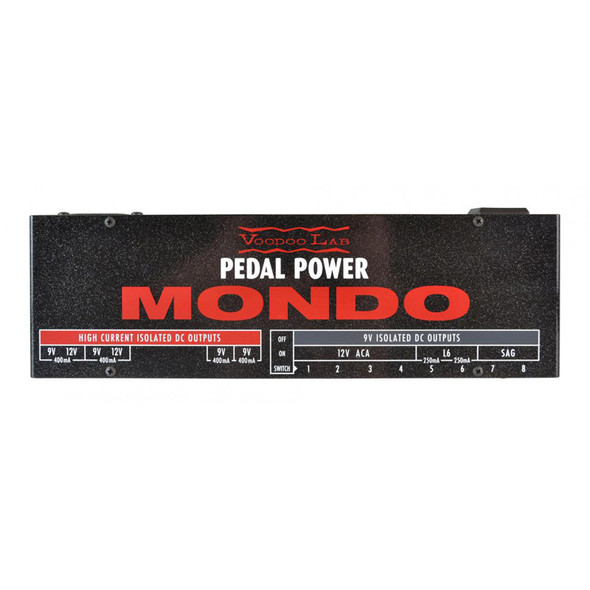 Voodoo Lab Pedal Power MONDO PSU