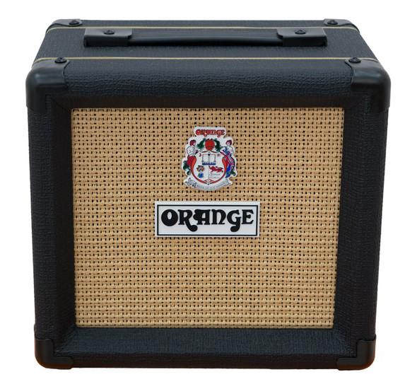 Orange PPC108 Amplifier Speaker Cabinet, Black