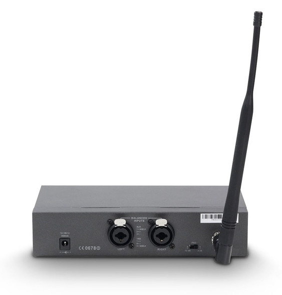 LD Systems MEI 1000 G2 T, Transmitter LDMEI1000G2 In-Ear Monitor System, CH70