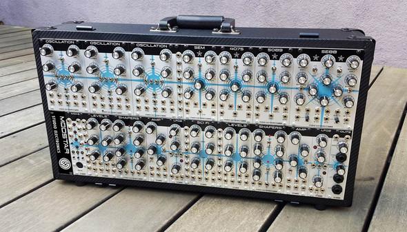 Studio Electronics Sensei Analogue Modular Eurorack Synthesizer