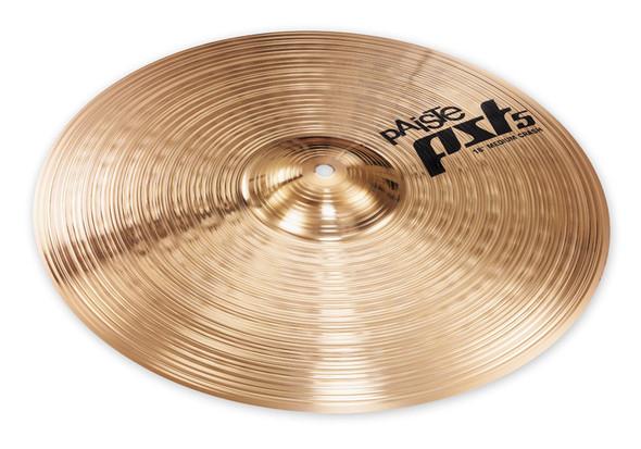 Paiste PST 5 18 inch Medium Crash Cymbal