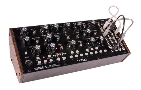 Moog Mother-32 Semi-Modular Analogue Synthesizer