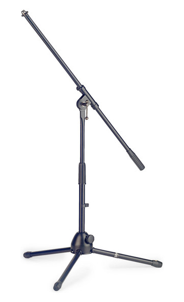 Stagg MIS-0804BK Low-Profile Boom Microphone Stand