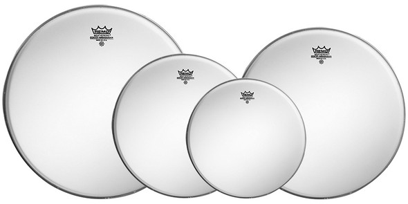 Remo Ambassador Coated US Fusion Drum Head Pack with 14 inch Ambassador