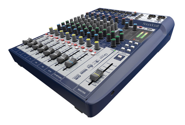 Soundcraft Signature 10 Analogue Mixing Console
