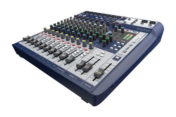 Soundcraft Signature 12 Analogue Mixing Console
