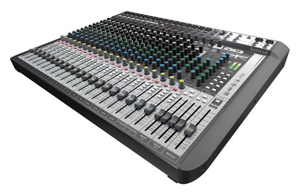 Soundcraft Signature 22 MTK Analogue Mixing Console