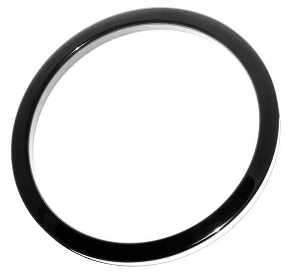 AOK6 Black 6 Inch Bass Drum O's