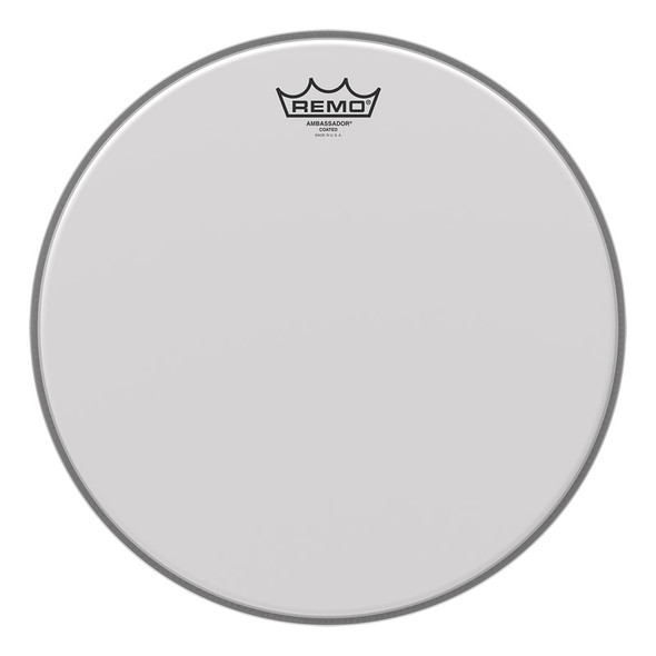 Remo BA-0118-00 Ambassador 18 inch Coated Drum Head