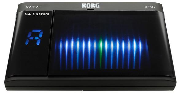 Korg GA Custom Tuner, Black