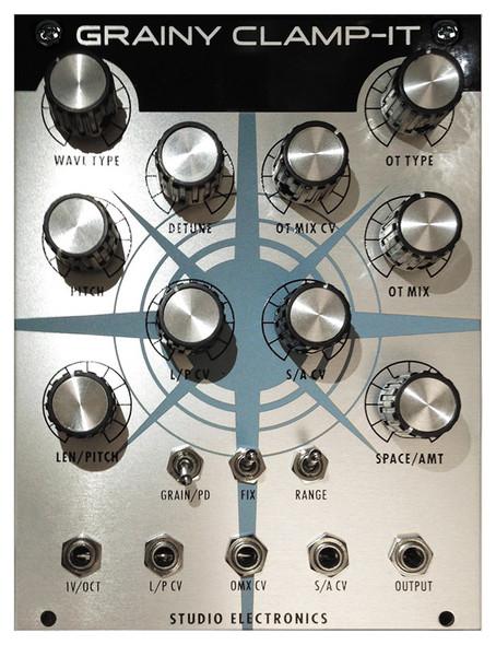 Studio Electronics Modstar Grainy Clampit Eurorack Oscillator Module