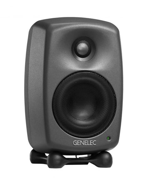 Genelec 8320A Smart Active Studio Monitor, Dark Grey (Single)