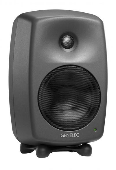 Genelec 8330A Smart Active Studio Monitor, Dark Grey (Single)