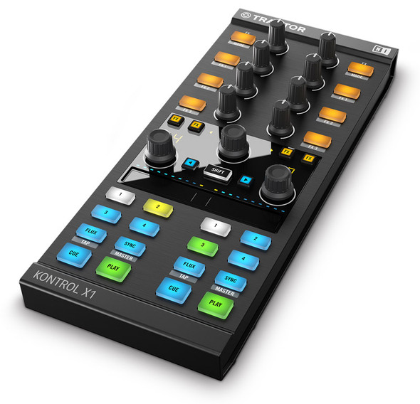 Native Instruments Traktor Kontrol Z1 and X1 mk2 Bundle
