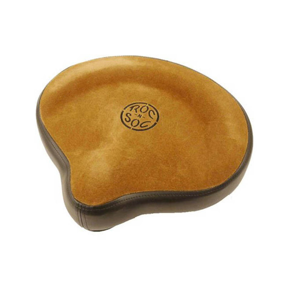 Roc n Soc Drum Throne Saddle Top, Tan