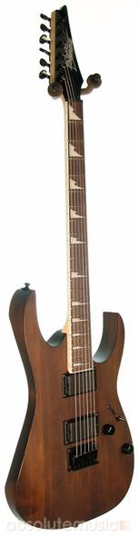 Ibanez GIO Series GRG121DX-WNF Electric Guitar, Walnut Flat