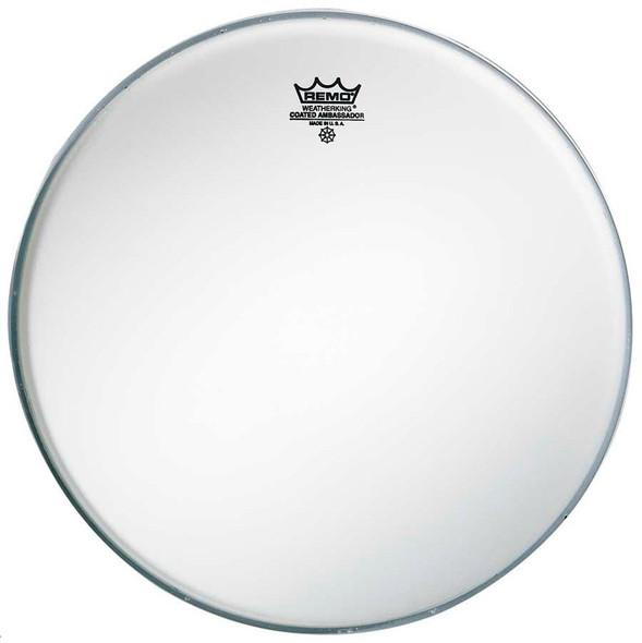 Remo BA-0116-PR Pre-International Ambassador Coated 16 inch Drum Head