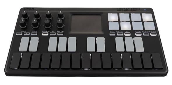 Korg nanoKEY Studio Mobile MIDI Controller
