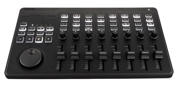 Korg nanoKONTROL Studio Mobile MIDI Control Surface