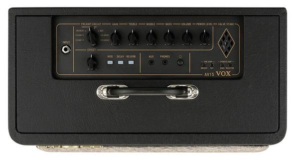 Vox AV15 Analogue Valve Combo Amp