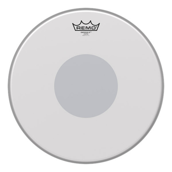 Remo BX-0112-10 Emperor X Coated 12 Inch Drum Head