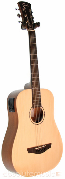 Faith FDS Nomad Mini-Saturn Electro Acoustic Guitar with Gigbag