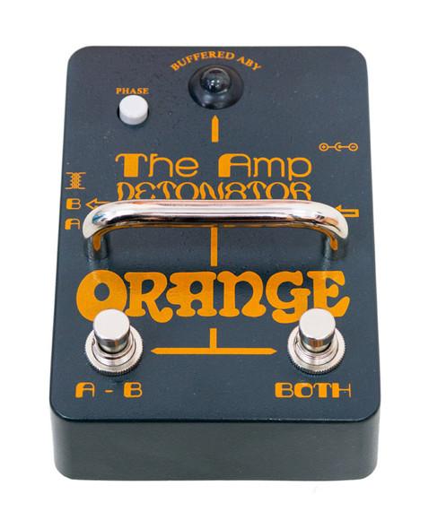 Orange Amp Detonation Buffered AB-Y Switcher Pedal