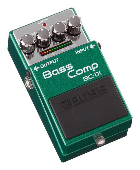 Boss BC-1X Bass Compressor Pedal