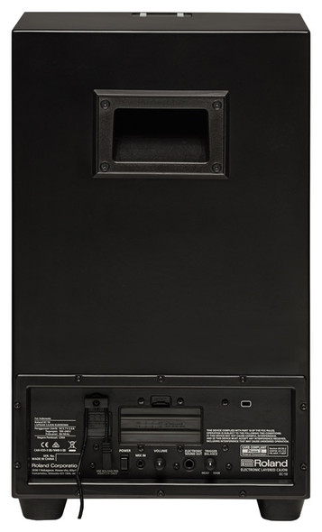 Roland EC-10 EL Cajon Hybrid Acoustic/Electric Cajon