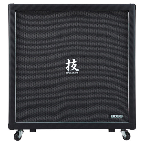 Boss Waza-412 WAZA Guitar Amplifier Cabinet