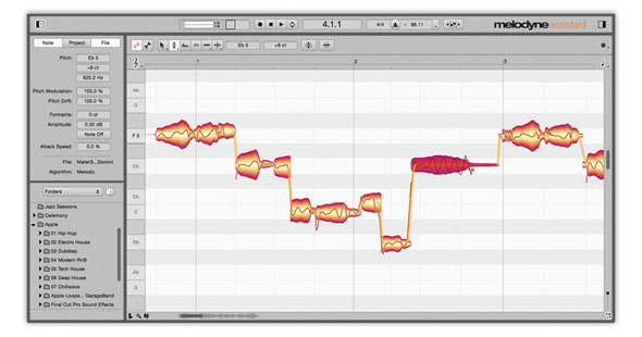 Celemony Melodyne 4 Assistant, Upgrade from Melodyne Essential, Serial Download