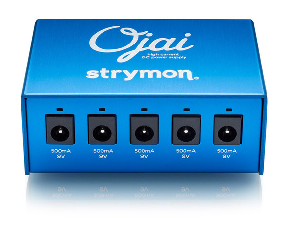 Strymon Ojai Multi Output Pedal Power Supply