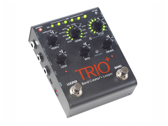 DigiTech Trio+ Band Creator Guitar Effects Pedal