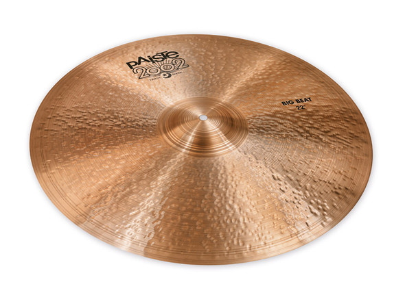 Paiste 2002 Black Big Beat 22 Inch Ride Cymbal