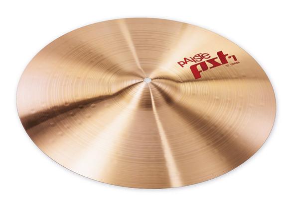 Paiste Pst 7 17 Inch Crash Cymbal