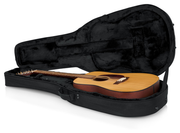 Gator GL-DREAD-12 Lightweight Dread /12 String Guitar Case