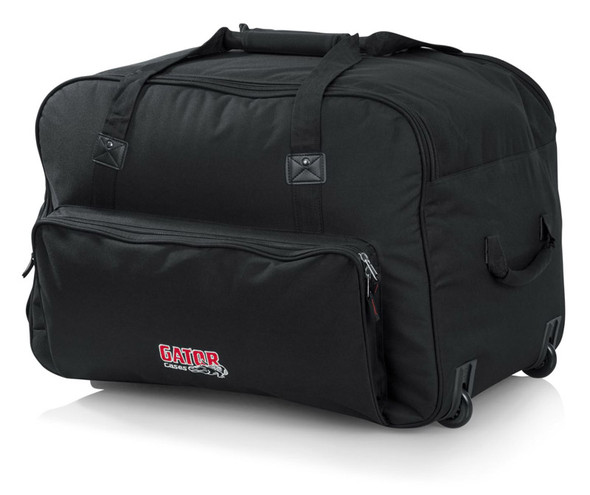 Gator GPA-712SM Rolling Speaker Bag for 12-inch Speakers