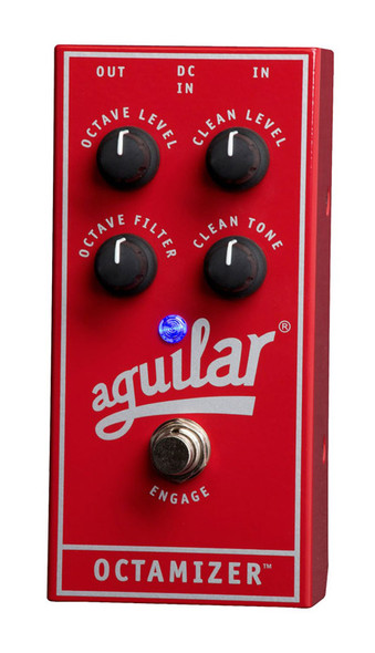 Aguilar Octamizer Analogue Octave Effects Pedal