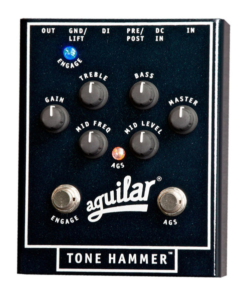 Aguilar Tone Hammer Preamp/Direct Pedal