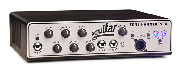 Aguilar TH500 Tone Hammer 500 Super Light Bass Head