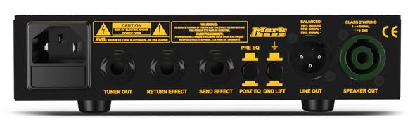 Markbass Nano Mark 300 Bass Amplifier Head