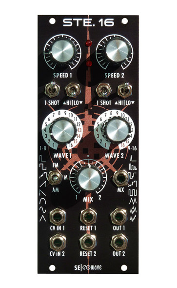 Studio Electronics STE 16 Dual Complex LFO Eurorack Module