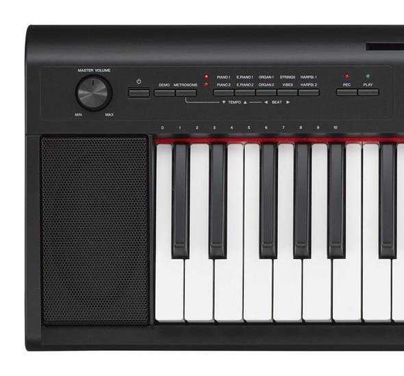 Yamaha NP-12 Piaggero 61 Note Digital Piano, Black