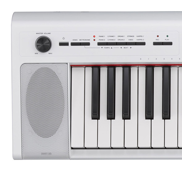 Yamaha NP-32 Piaggero 76 Note Digital Piano, White