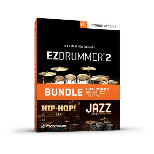 Toontrack EZdrummer 2 Hip-Hop Edition (Download)