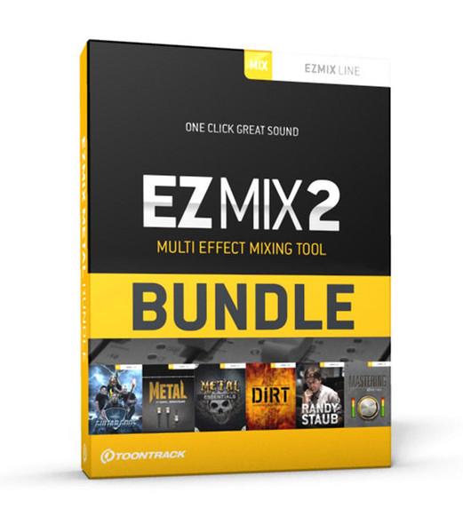 Toontrack EZmix 2 Metal Bundle (Serial Download)