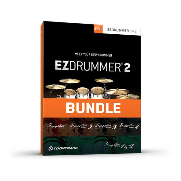 Toontrack EZdrummer 2 Songwriters Edition (Download)