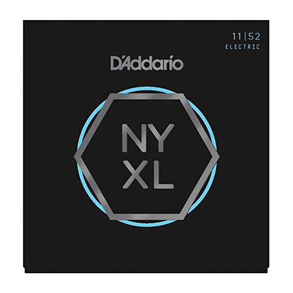 D Addario NYXL1152 Nickel Wound Electric Guitar Strings, Medium Top/Heavy Bottom